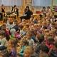 Kopciuszek w wykonaniu uczniów ze Szkoły Podstawowej  w Świętem.