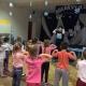 Przedszkolaki tańczą ZUMBĘ