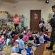 Spotkanie dzieci z żołnierzami