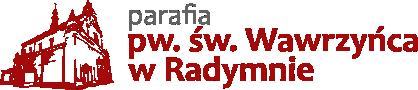 parafia Radymno pw. św. Wawrzyńca Logo